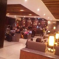 Photo taken at Executive Lounge by Harsh U. on 11/29/2014