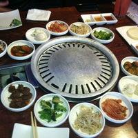 Photo taken at Gen Korean BBQ House by Diz N. on 2/27/2013