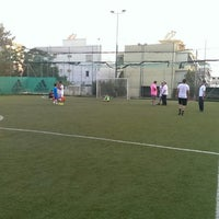 Photo taken at Champions Mini Football Club by Petros A. on 6/14/2015