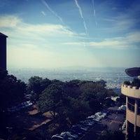 Photo taken at 大義館 DaYi Building by Kai Siang H. on 10/30/2014