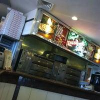 Photo taken at Original Pizza by Lauren T. on 10/22/2012