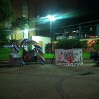Photo taken at Plaza La Misión (ULACIT) by Mel B. on 11/24/2012