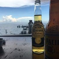 "Photo taken at restaurant marina ""las jaibas"" by Claudia B. on 8/26/2016"