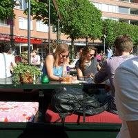 Photo taken at Marie Heinekenplein by Gert-Jan H. on 6/5/2013