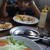 Photo taken at Restaurante Xodó da Bahia by Leandro on 7/9/2016