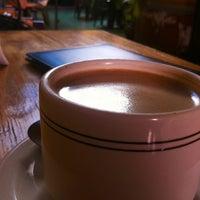 Photo taken at Café Del Fondo by Jordy J. on 1/28/2014