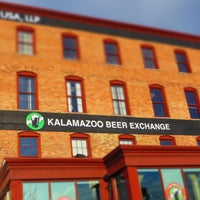 Photo taken at Kalamazoo Beer Exchange by Kalamazoo Beer Exchange on 9/10/2013