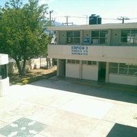 Photo taken at Centro de Idiomas by Dario D. on 8/31/2013