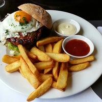 Photo taken at Restaurant De Bonte Koe by Elmer on 2/16/2013