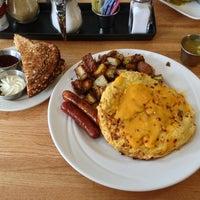 Photo taken at Bakin' & Eggs by Juan G. on 6/15/2013