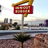 Photo taken at In-N-Out Burger by Juan G. on 3/4/2013