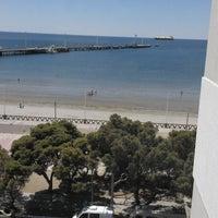 Photo taken at Hotel Península Valdés by Char A. on 1/20/2014