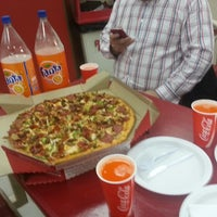 Photo taken at Pizza Pizza by Camilo P. on 5/3/2013