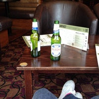 Photo taken at The Great Central (Wetherspoon) by Ashley A. on 5/25/2013