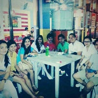 Photo taken at Mergie's Restaurant by Third A. on 10/11/2013