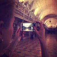 Photo taken at Palacio Nacional De Mafra by Yuliya P. on 10/7/2016