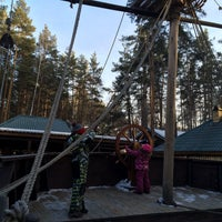 Photo taken at Таверна Pirates by Евгений Ш. on 3/1/2015
