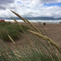 Photo taken at Inch Beach by Zelmik on 6/29/2016