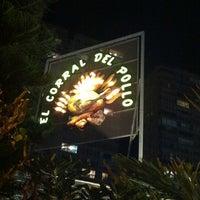 Photo taken at El Corral del Pollo by Alberto C. on 11/10/2012