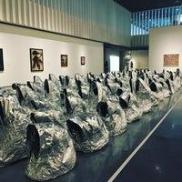 Foto tomada en Centre Pompidou Málaga por Alberto C. el 4/16/2017