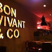 Foto tomada en Bon Vivant & Co. por Alberto C. el 11/9/2013