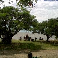 Photo taken at Reserva Ecológica Costanera Sur by Fer C. on 11/18/2012
