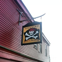 Photo taken at The Whydah Pirate Museum by Christopher M. on 7/29/2013