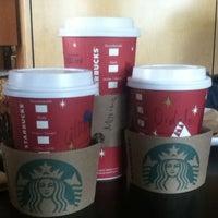Photo taken at Starbucks by Violetta R. on 11/18/2012