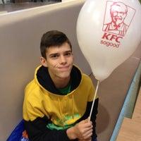 Photo taken at KFC by Kirill J. on 9/29/2013