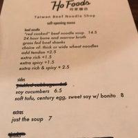 1/29/2018にSissi N.がHo Foodsで撮った写真