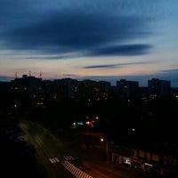 Photo taken at Przymorze by Irina K. on 6/28/2017