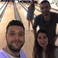 Photo taken at inci sitesi bowling salonu by Ali S. on 3/5/2017