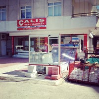 Photo taken at Çalış Yapı Market by ENES Ç. on 9/13/2013