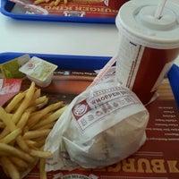 Photo taken at Burger King by Gülhan F. on 1/10/2014