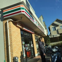 Photo taken at 7-Eleven by ひろぽん on 10/26/2016