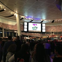 Photo taken at NASCAR Hall of Fame by Laine G. on 1/8/2013