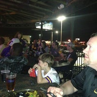 Photo taken at Walk-On's Bistreaux & Bar by Laine G. on 11/10/2013