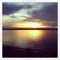 Снимок сделан в Новая набережная (2-я очередь) пользователем KleJ 5/22/2013
