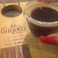 Foto tirada no(a) Origem Coffee Co. por @Léia™ em 7/2/2018