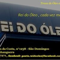 Photo taken at Rei do Óleo Anhanguera by Rei do Óleo A. on 9/11/2013