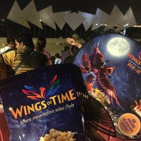Photo taken at Wings of Time by Little M. on 3/20/2018