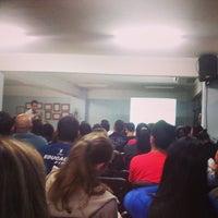 Photo taken at Universidade Salgado de Oliveira by Andre B. on 8/29/2014