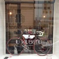 Photo taken at U Kubistu by Martin R. on 10/10/2013