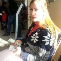 Photo taken at Halkbank by Gülüstan V. on 10/10/2013