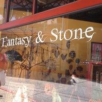 Photo taken at Fantasy & Stone by James R. on 9/13/2013
