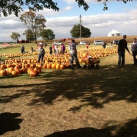Photo taken at Neganguard Pumpkin Patch by Sara Lee D. on 10/6/2013