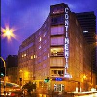 Foto tomada en Hotel Continental por Felipe R. el 2/14/2013