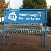 Photo taken at Albert Heijn by Anneke B. on 9/23/2013