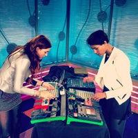 Photo taken at VH1 Big Morning Buzz Live Studio by Christina L. on 3/28/2013