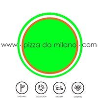 Photo taken at Pizza Da Milano by Pizza da M. on 10/10/2016
